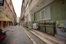 Prvi korak - poslovni prostor, najam, Ferhadija, 17 , Iznajmljivanje, Sarajevo – Centar